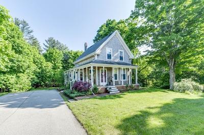 Hanover Single Family Home Under Agreement: 1210 Webster Street