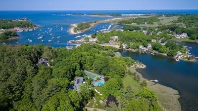 Cohasset MA Single Family Home For Sale: $7,595,000