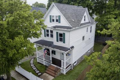 Single Family Home Under Agreement: 19 Aldrich St