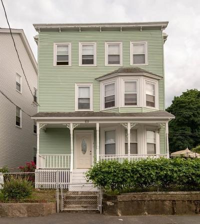 Peabody Multi Family Home For Sale: 65 Aborn St