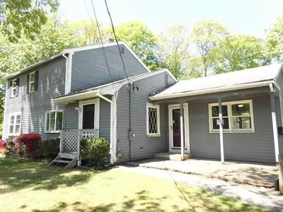 Rockland Single Family Home Under Agreement: 199 Rice Ave