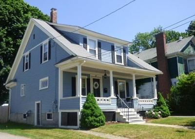 Lowell Single Family Home Under Agreement: 37 Gertrude Ave.