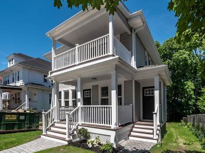 MA-Suffolk County Multi Family Home Under Agreement: 57 Fairmount