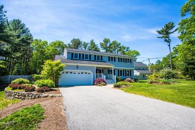 Duxbury Single Family Home For Sale: 15 Alexander Way