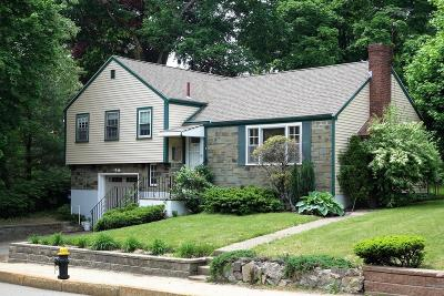 Single Family Home Under Agreement: 1037 Centre St