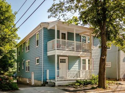 Brookline Multi Family Home Under Agreement: 19 Prince St