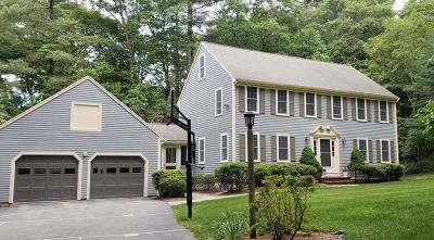 Norwell Single Family Home Under Agreement: 27 Shrine Rd