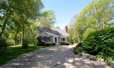 Falmouth Single Family Home Under Agreement: 43 Elain