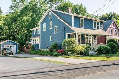 Reading Single Family Home Under Agreement: 124 Oak Street