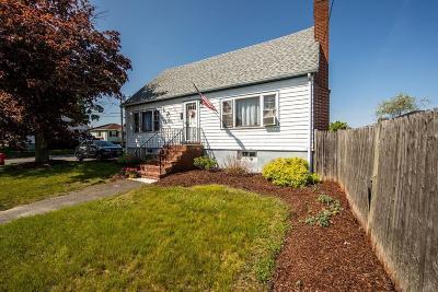 Saugus Single Family Home Under Agreement: 12 Milton Street
