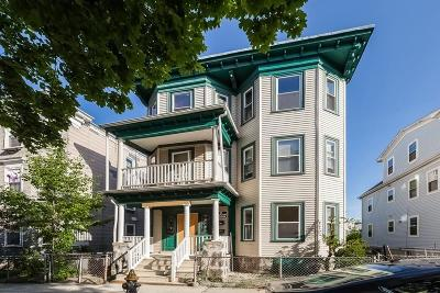 Multi Family Home For Sale: 21 Speedwell St