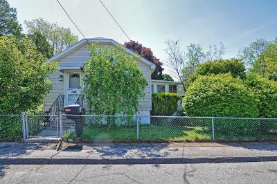 Quincy Single Family Home For Sale: 23 Broady Ave