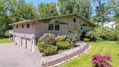 Framingham Single Family Home Back On Market: 3 Surro Drive