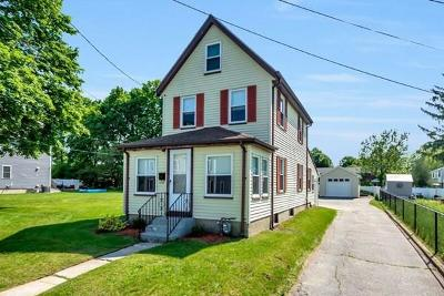 Woburn Single Family Home Under Agreement: 10 Poole Street