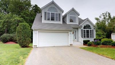 Billerica, Chelmsford, Lowell Condo/Townhouse Under Agreement: 57 St. Andrews Way #57