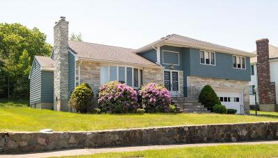 Stoneham Single Family Home Under Agreement: 25 Crystal Drive