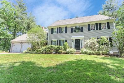 Medfield Single Family Home For Sale: 167 Pine St