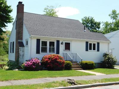Wakefield Single Family Home Under Agreement: 5 King St