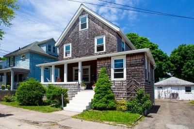 Hull Single Family Home For Sale: 45 H Street