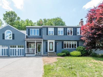 Billerica Single Family Home For Sale: 59 Allen Rd