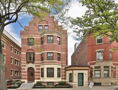 Brookline Multi Family Home For Sale: 373 Harvard St