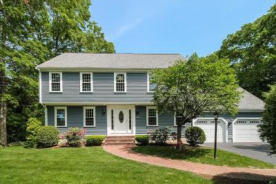 Bridgewater Single Family Home Under Agreement: 245 Boxwood Lane