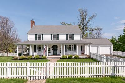 Cohasset MA Single Family Home Under Agreement: $1,475,000