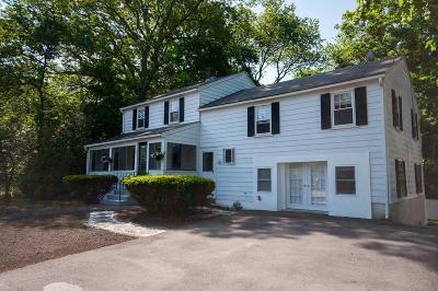 Natick Single Family Home For Sale: 57 Pine Street