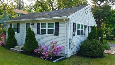 Marshfield Single Family Home Under Agreement: 1103 Ocean St