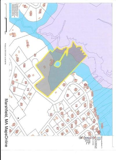 Marshfield Residential Lots & Land For Sale: 76 Ferry Hill Road
