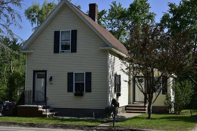 Andover Single Family Home Under Agreement: 442 Lowell St