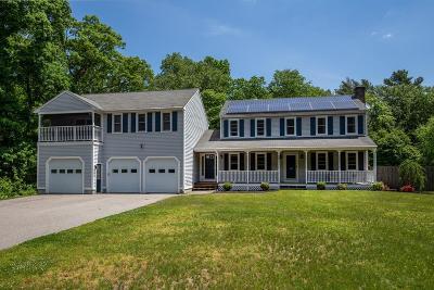 Norton Single Family Home Under Agreement: 102 Dean Street
