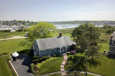 Scituate Single Family Home Under Agreement: 17 Roberts Dr