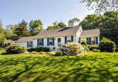 Cohasset MA Single Family Home Back On Market: $524,900