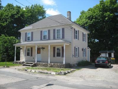 Franklin Single Family Home Under Agreement: 30 Alpine Row