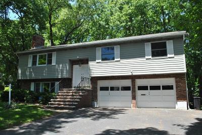 Arlington Rental Under Agreement: 1 Blueberry Hill Ln #1