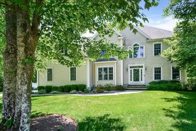 Medway Single Family Home Under Agreement: 9 Broad Acres Farm Rd