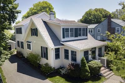 Scituate Single Family Home Contingent: 10 Third Ave