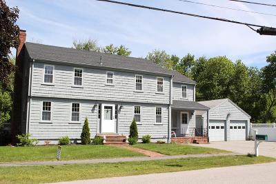 Wenham, Hamilton Single Family Home For Sale: 33 Alan Road