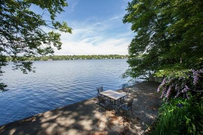 Pembroke Single Family Home Under Agreement: 52 Taylor Point Rd
