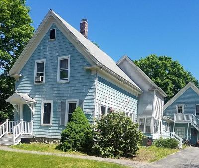 West Bridgewater Multi Family Home Under Agreement: 39 Walnut St