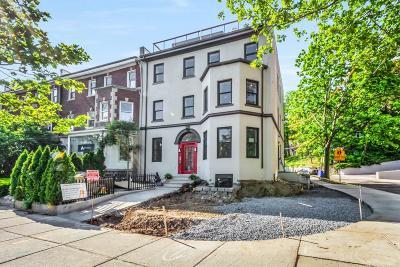 Brookline Condo/Townhouse Under Agreement: 1614 Beacon St #2
