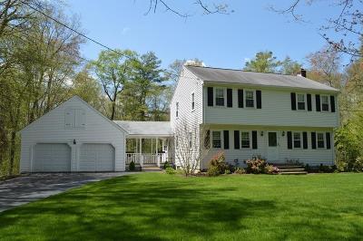 Millis Single Family Home Under Agreement: 84 Ridge Street