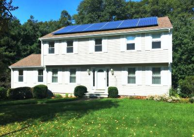 Westborough Single Family Home Under Agreement: 6 Buckskin Dr