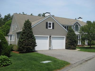 Duxbury Condo/Townhouse Under Agreement: 57 Bay Farm Road #57
