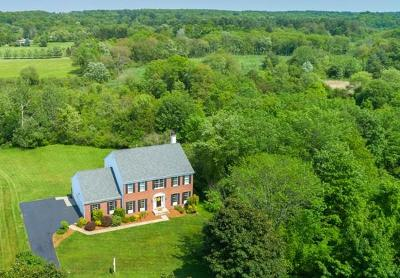 Franklin Single Family Home Contingent: 4 Dover Circle