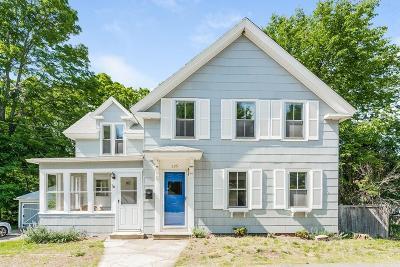 Maynard Single Family Home For Sale: 225 Main St