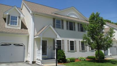 Billerica Condo/Townhouse Under Agreement: 53 River St #302