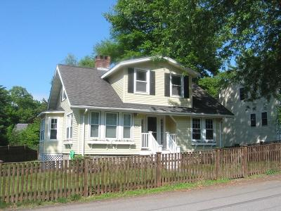 Weymouth Single Family Home Under Agreement: 28 Glen Rd