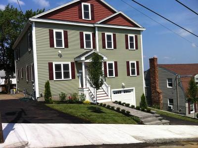 Revere Condo/Townhouse Under Agreement: 204 Harris St. #1